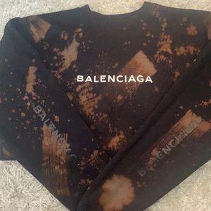 BALENCIAGA CREW NECK